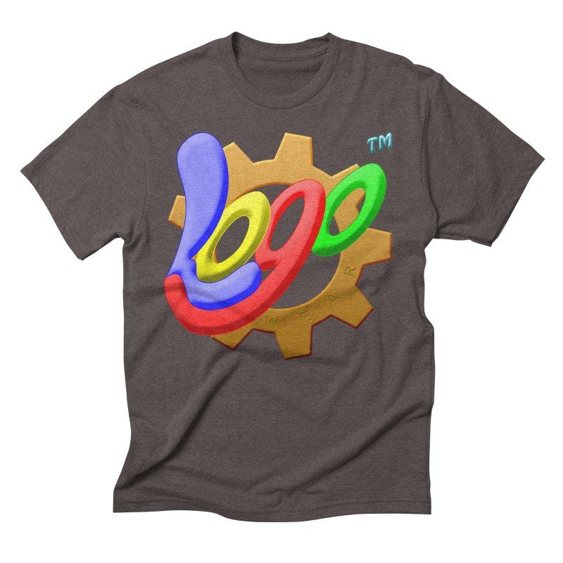 Logo Wear TM - for Wear & Gear Men's Triblend T-Shirt by Logo Gear & Logo Wear
