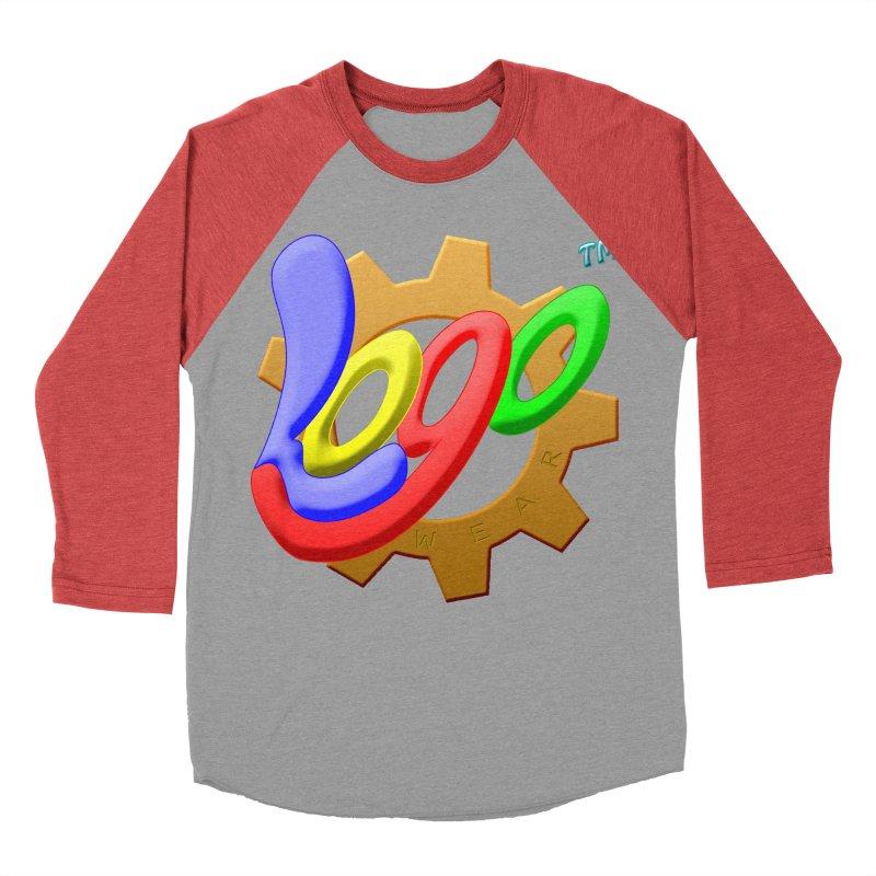Logo Wear TM - for Wear & Gear Women's Baseball Triblend Longsleeve T-Shirt by Logo Gear & Logo Wear