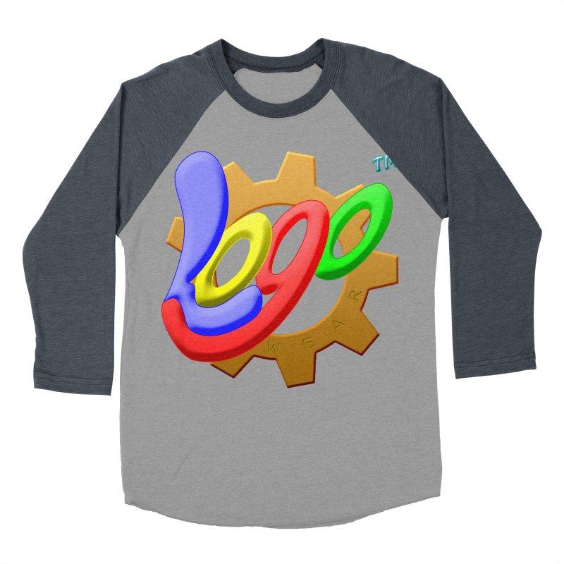 Logo Wear TM - for Wear & Gear Women's Baseball Triblend T-Shirt by Logo Gear & Logo Wear