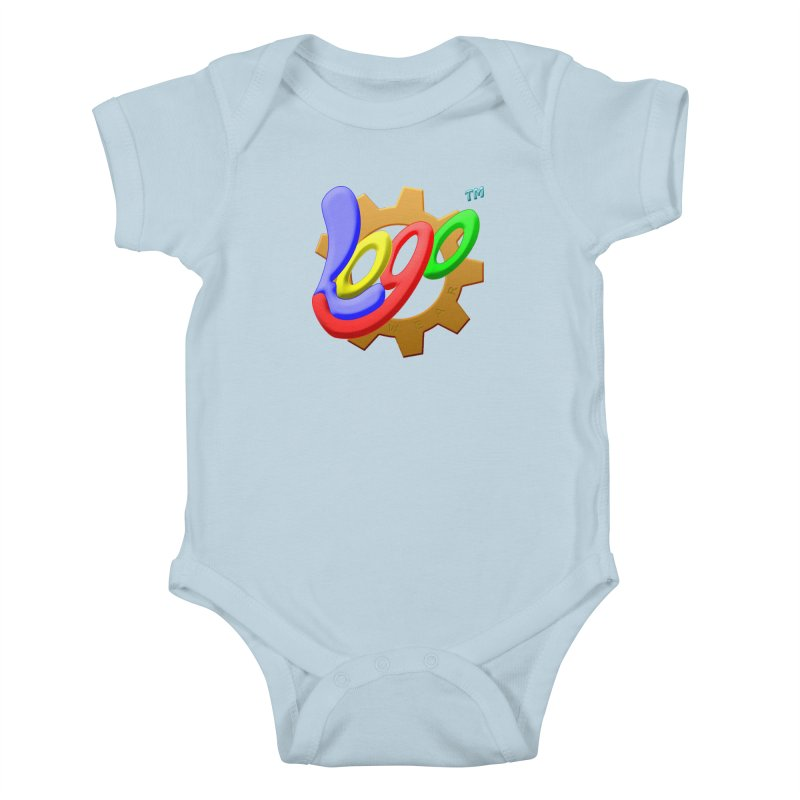Logo Wear TM - for Wear & Gear Kids Baby Bodysuit by Logo Gear & Logo Wear
