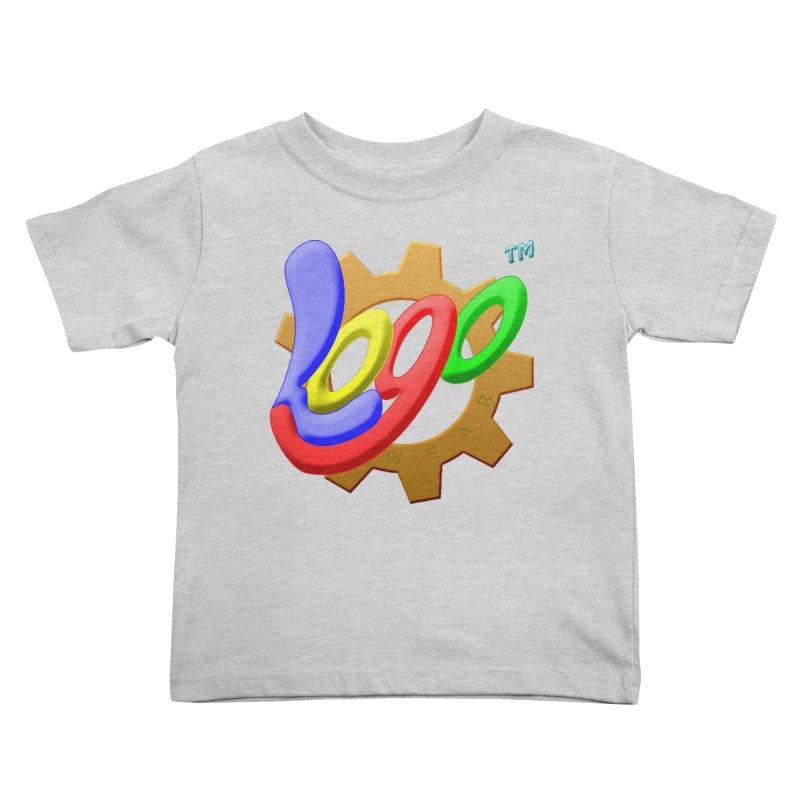 Logo Wear TM - for Wear & Gear Kids Toddler T-Shirt by Logo Gear & Logo Wear