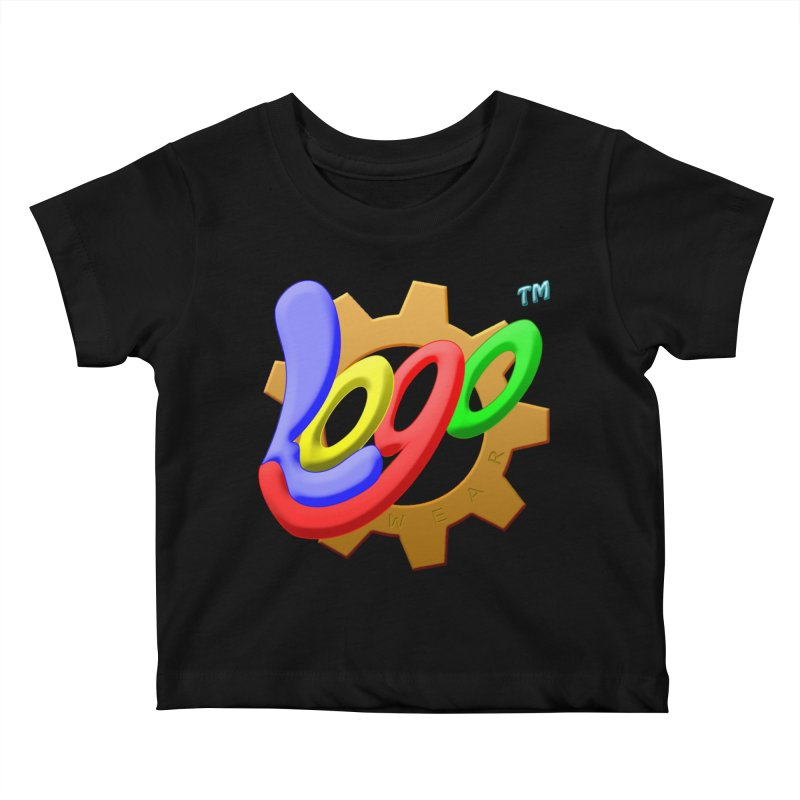 Logo Wear TM - for Wear & Gear Kids Baby T-Shirt by Logo Gear & Logo Wear