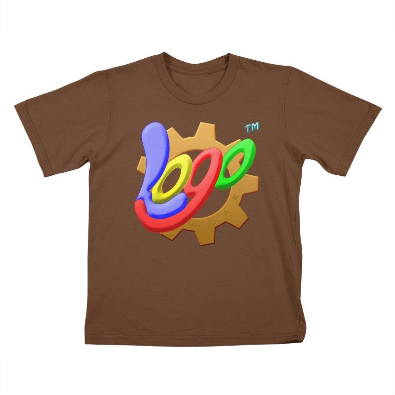 Logo Wear TM - for Wear & Gear Kids T-Shirt by Logo Gear & Logo Wear