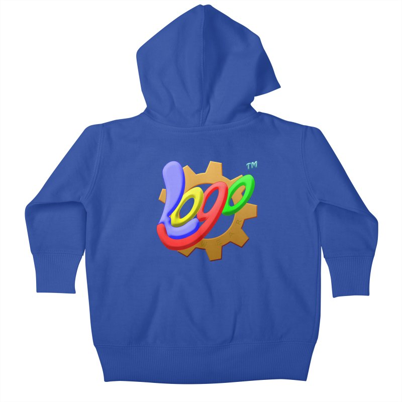 Logo Wear TM - for Wear & Gear Kids Baby Zip-Up Hoody by Logo Gear & Logo Wear