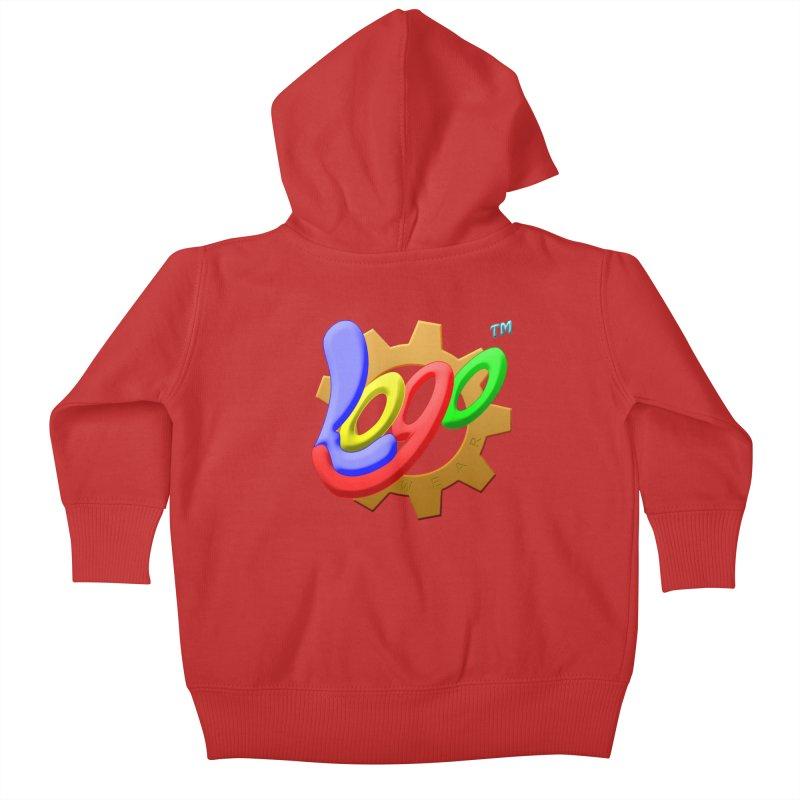 Logo Wear TM - for Wear & Gear Kids Baby Zip-Up Hoody by Logo Gear & Logo Wear