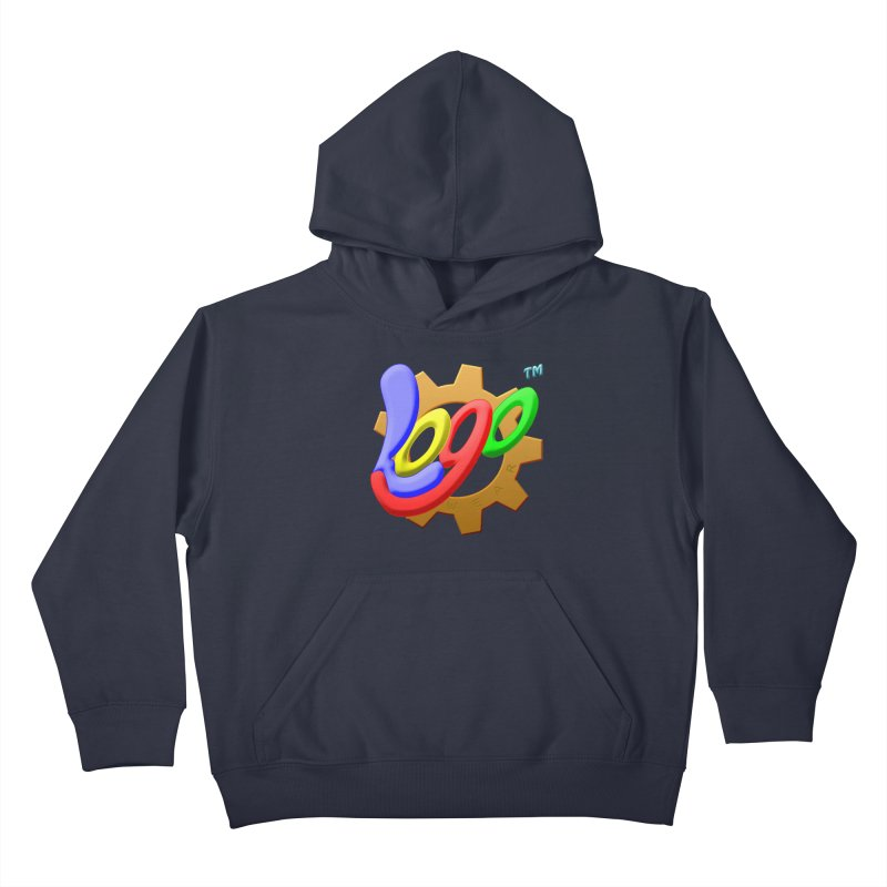Logo Wear TM - for Wear & Gear Kids Pullover Hoody by Logo Gear & Logo Wear