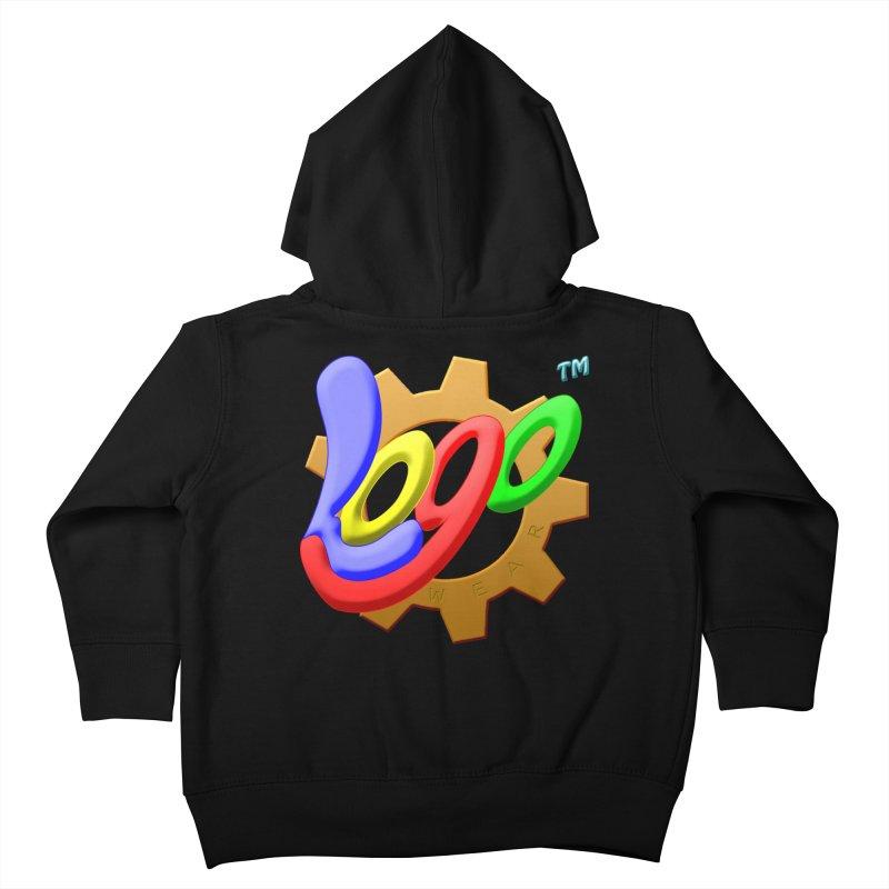 Logo Wear TM - for Wear & Gear Kids Toddler Zip-Up Hoody by Logo Gear & Logo Wear