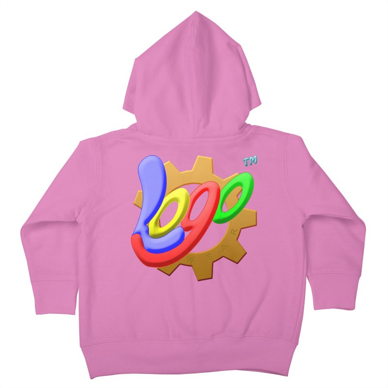 Logo Wear TM - for Wear & Gear Kids Toddler Zip-Up Hoody by Logo Gear & Logo Wear