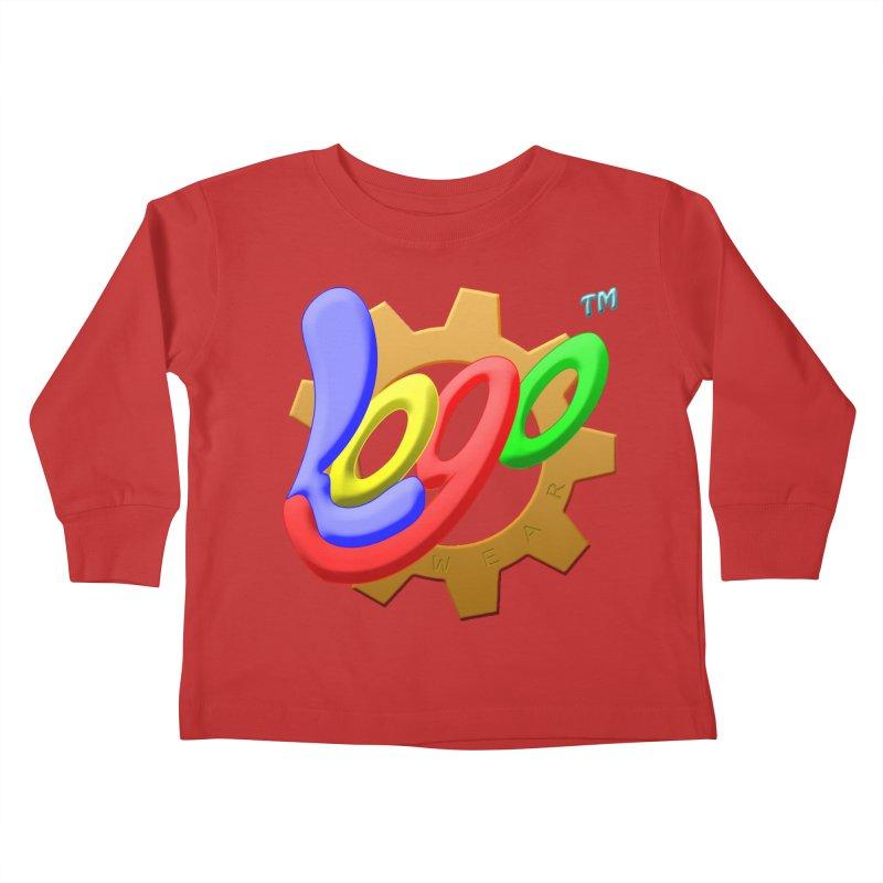 Logo Wear TM - for Wear & Gear Kids Toddler Longsleeve T-Shirt by Logo Gear & Logo Wear