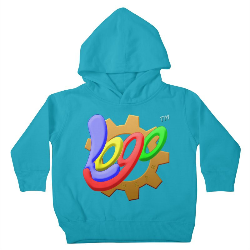 Logo Wear TM - for Wear & Gear Kids Toddler Pullover Hoody by Logo Gear & Logo Wear
