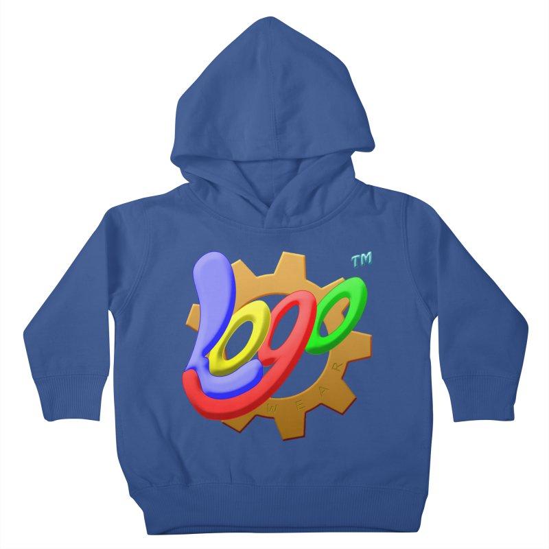 Logo Wear TM - for Wear & Gear Kids Toddler Pullover Hoody by Logo Gear & Logo Wear