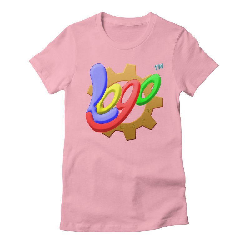 Logo Wear TM - for Wear & Gear Women's Fitted T-Shirt by Logo Gear & Logo Wear