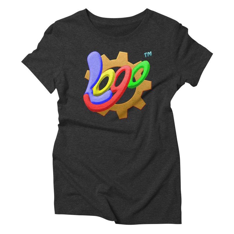 Logo Wear TM - for Wear & Gear Women's Triblend T-Shirt by Logo Gear & Logo Wear