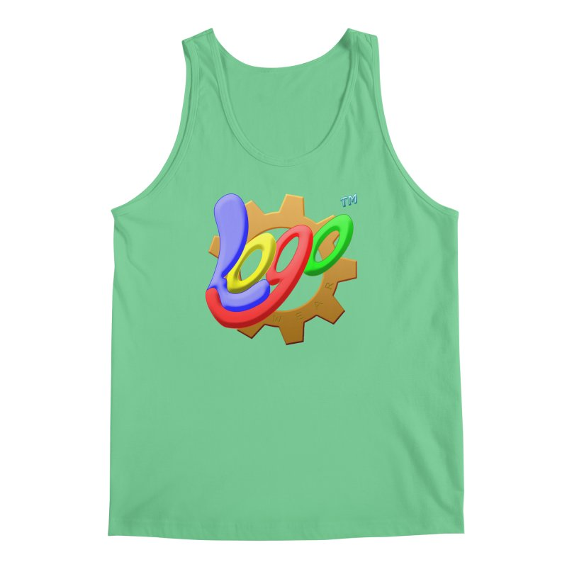 Logo Wear TM - for Wear & Gear Men's Regular Tank by Logo Gear & Logo Wear
