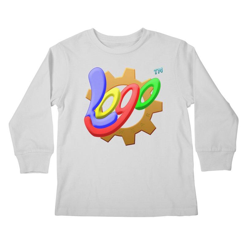 Logo Wear TM - for Wear & Gear Kids Longsleeve T-Shirt by Logo Gear & Logo Wear