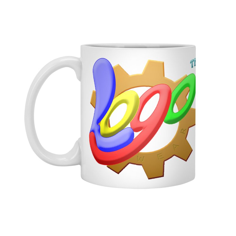 Logo Wear TM - for Wear & Gear Accessories Mug by Logo Gear & Logo Wear
