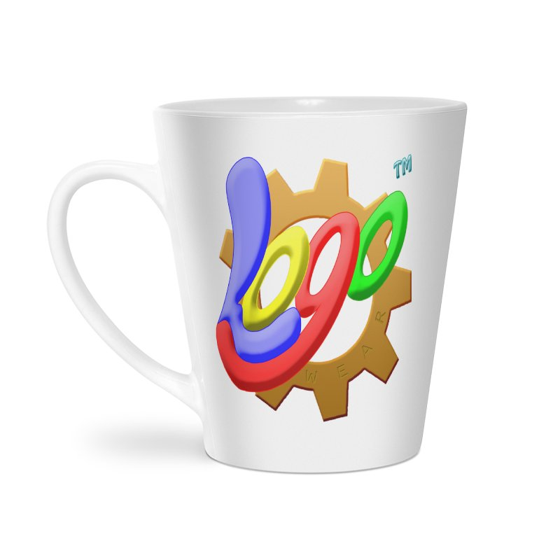 Logo Wear TM - for Wear & Gear Accessories Latte Mug by Logo Gear & Logo Wear