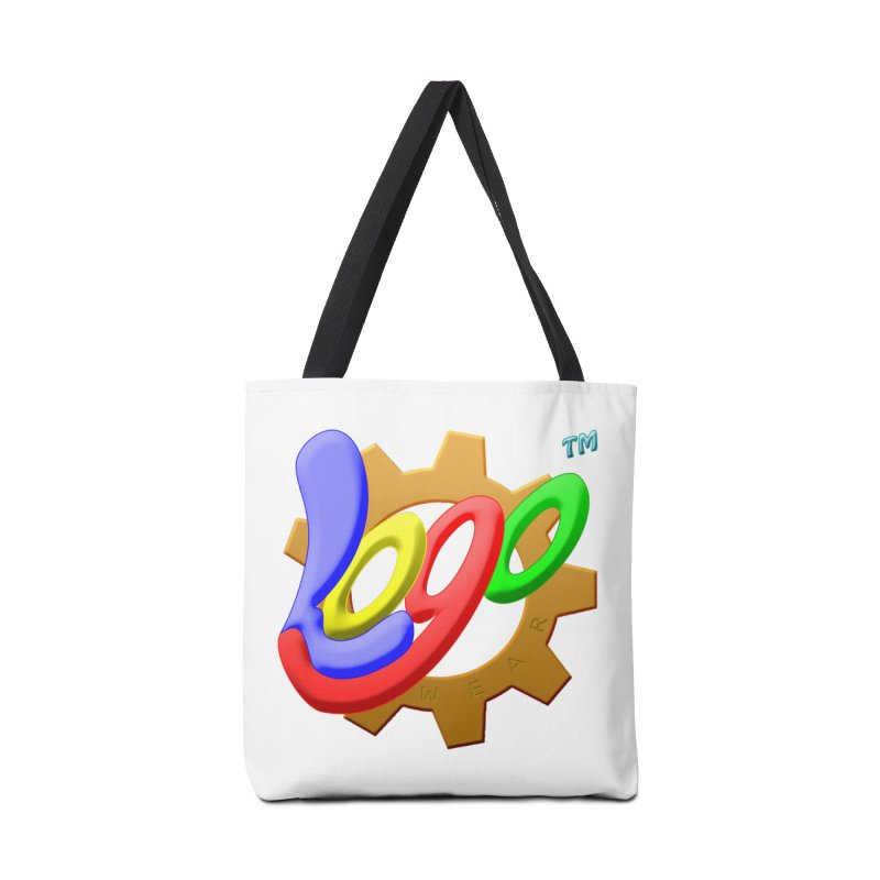 Logo Wear TM - for Wear & Gear Accessories Tote Bag Bag by Logo Gear & Logo Wear
