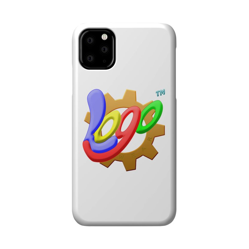Logo Wear TM - for Wear & Gear Accessories Phone Case by Logo Gear & Logo Wear