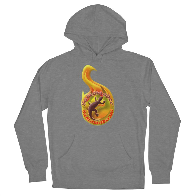 Salamander (Salamander.US) Women's French Terry Pullover Hoody by Logo Gear & Logo Wear