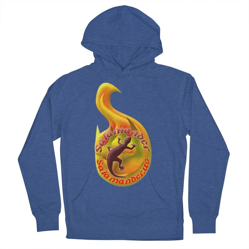 Salamander (Salamander.US) Women's French Terry Pullover Hoody by Logo Gear & Logo Wear