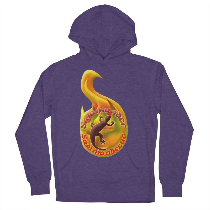 Salamander (Salamander.US) Men's French Terry Pullover Hoody by Logo Gear & Logo Wear