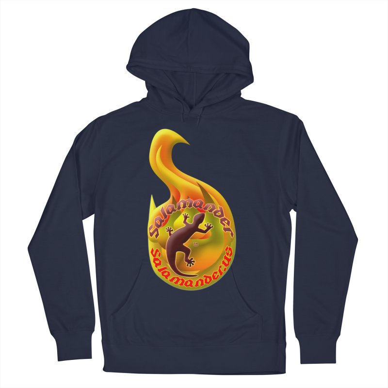 Salamander (Salamander.US) Men's French Terry Pullover Hoody by Logo Gear & Logo Wear