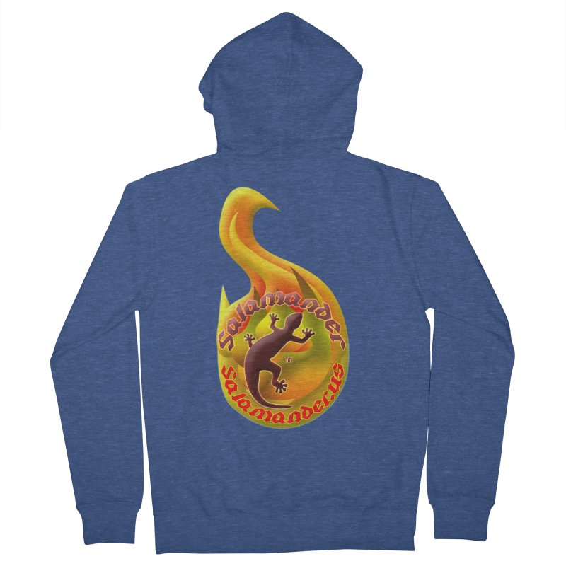 Salamander (Salamander.US) Women's French Terry Zip-Up Hoody by Logo Gear & Logo Wear