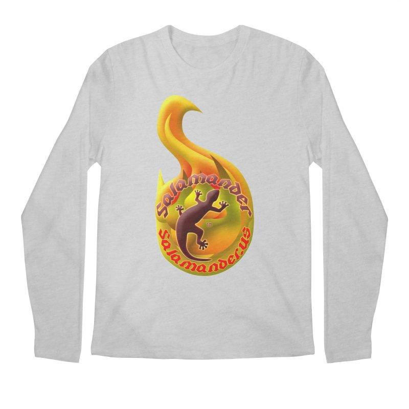 Salamander (Salamander.US) Men's Longsleeve T-Shirt by Logo Gear & Logo Wear