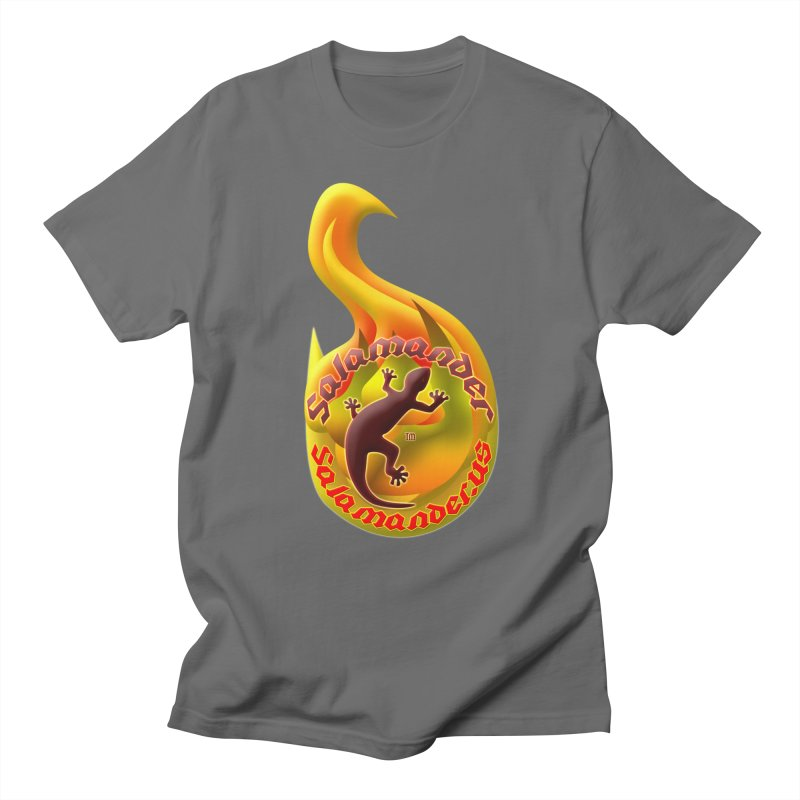 Salamander (Salamander.US) Men's T-Shirt by Logo Gear & Logo Wear