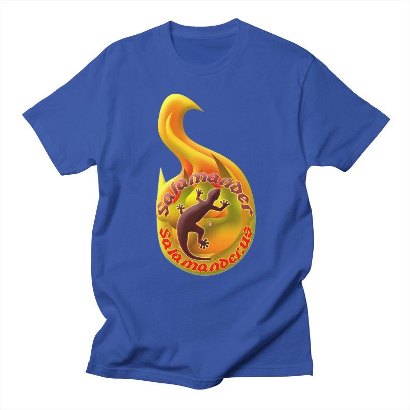 Salamander (Salamander.US) Men's Regular T-Shirt by Logo Gear & Logo Wear
