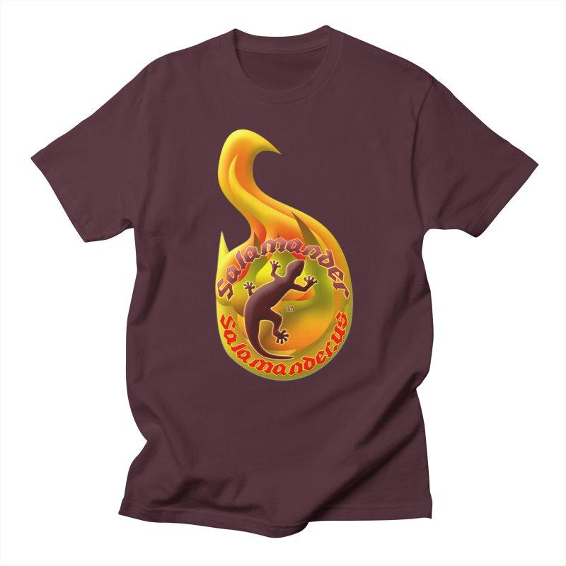 Salamander (Salamander.US) Women's Regular Unisex T-Shirt by Logo Gear & Logo Wear
