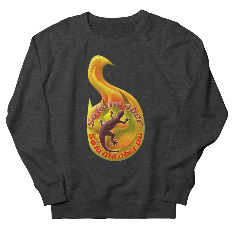 Salamander (Salamander.US) Men's French Terry Sweatshirt by Logo Gear & Logo Wear