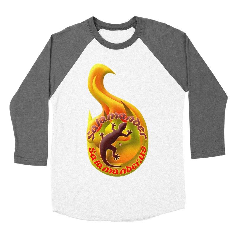 Salamander (Salamander.US) Women's Baseball Triblend T-Shirt by Logo Gear & Logo Wear
