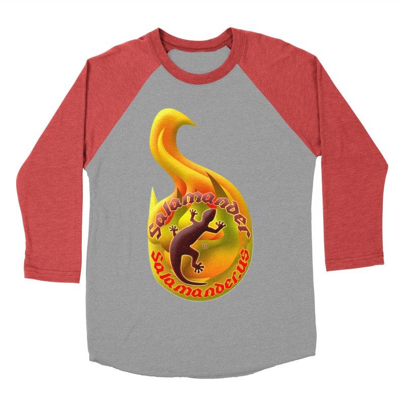 Salamander (Salamander.US) Women's Baseball Triblend Longsleeve T-Shirt by Logo Gear & Logo Wear