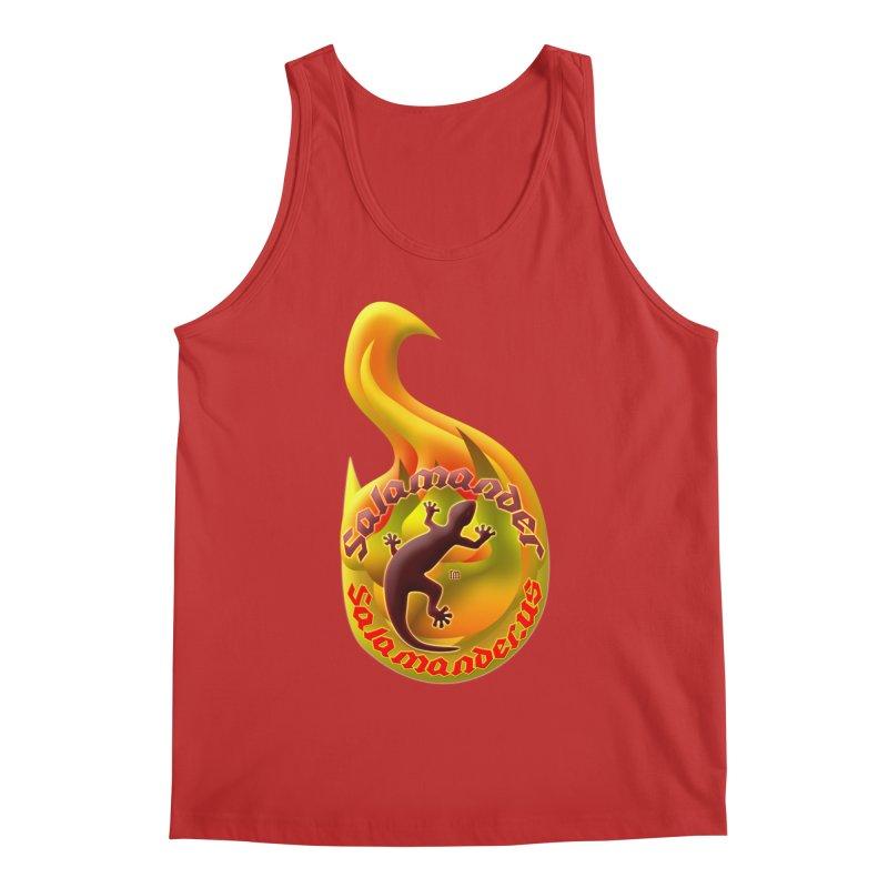 Salamander (Salamander.US) Men's Regular Tank by Logo Gear & Logo Wear