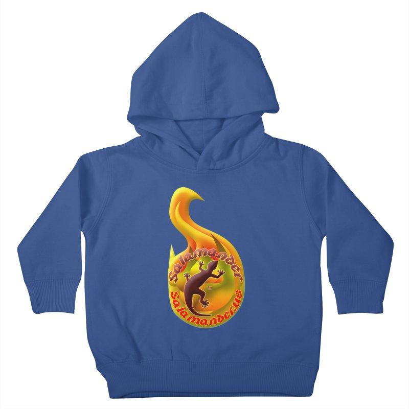 Salamander (Salamander.US) Kids Toddler Pullover Hoody by Logo Gear & Logo Wear