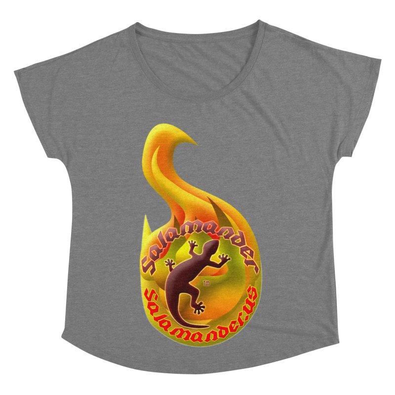 Salamander (Salamander.US) Women's Dolman Scoop Neck by Logo Gear & Logo Wear