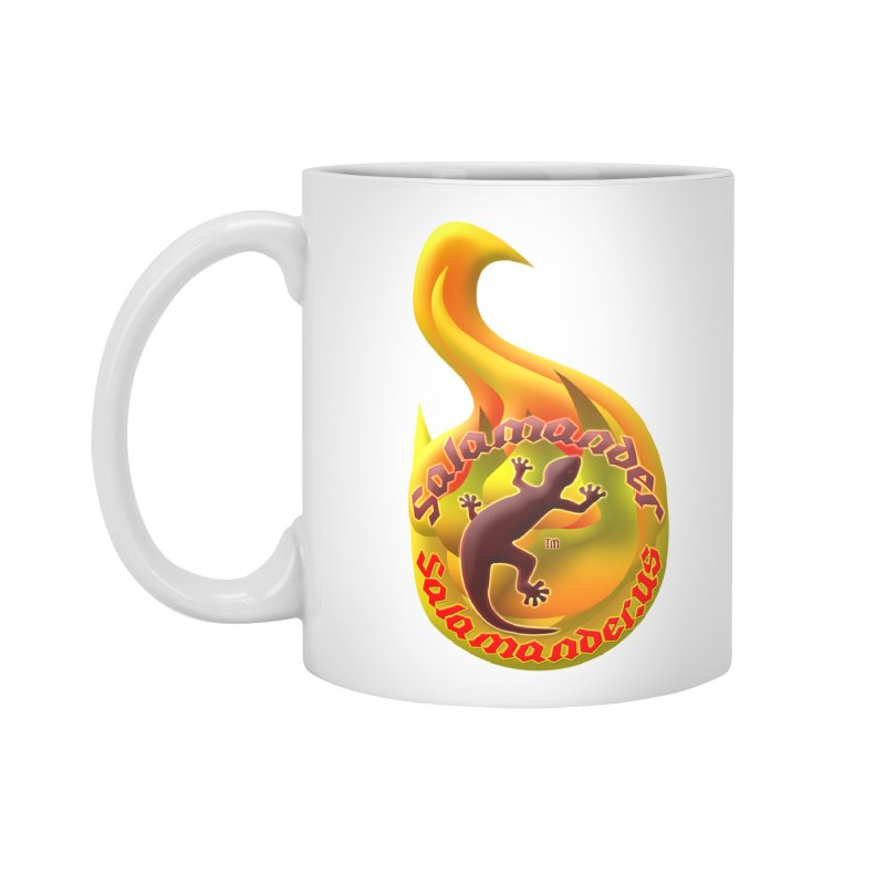 Salamander (Salamander.US) Accessories Standard Mug by Logo Gear & Logo Wear