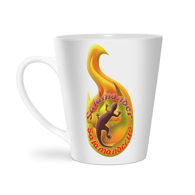 Salamander (Salamander.US) Accessories Latte Mug by Logo Gear & Logo Wear