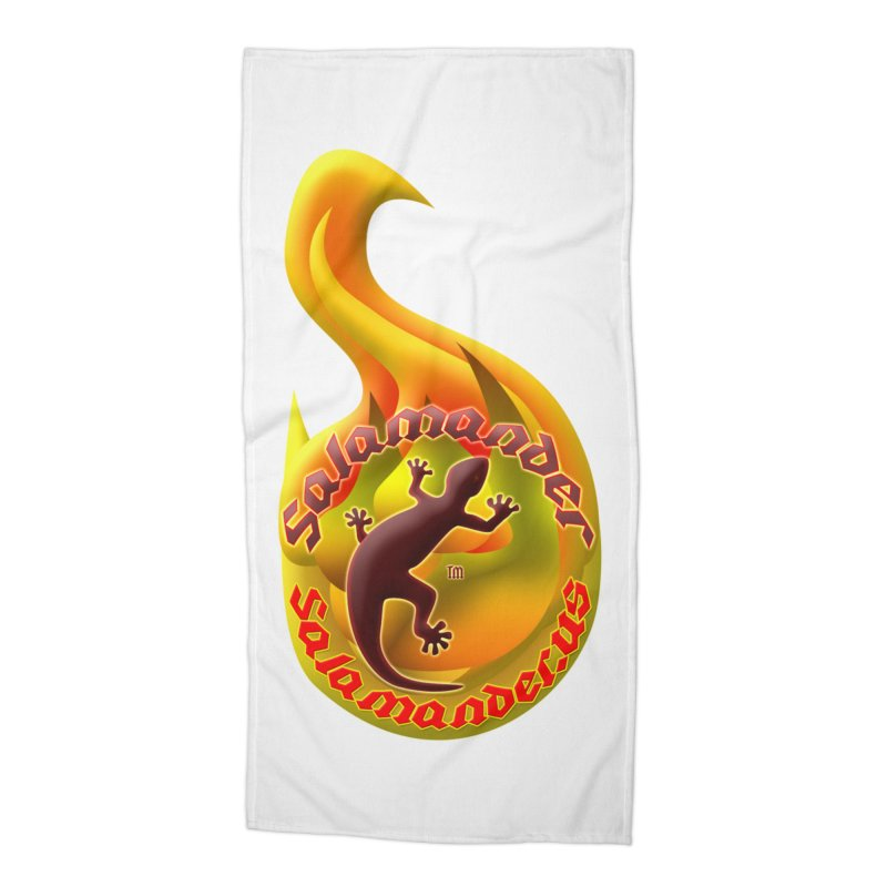 Salamander (Salamander.US) Accessories Beach Towel by Logo Gear & Logo Wear