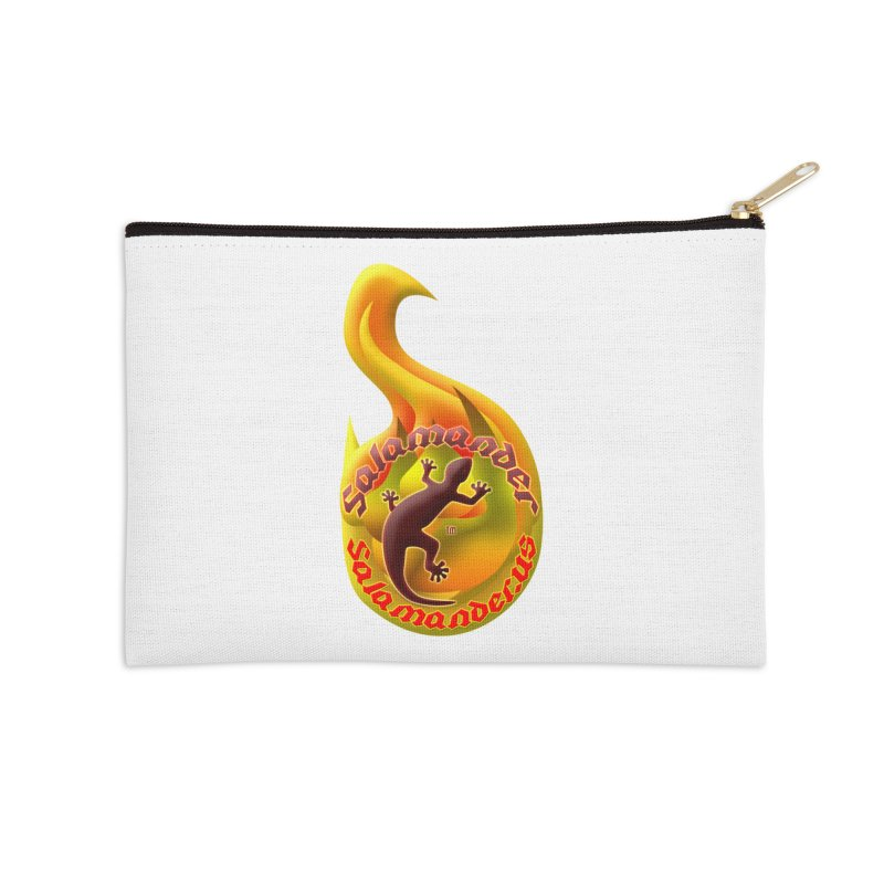 Salamander (Salamander.US) Accessories Zip Pouch by Logo Gear & Logo Wear