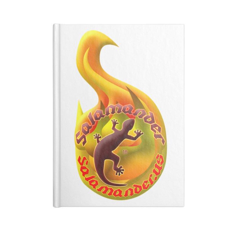 Salamander (Salamander.US) Accessories Blank Journal Notebook by Logo Gear & Logo Wear