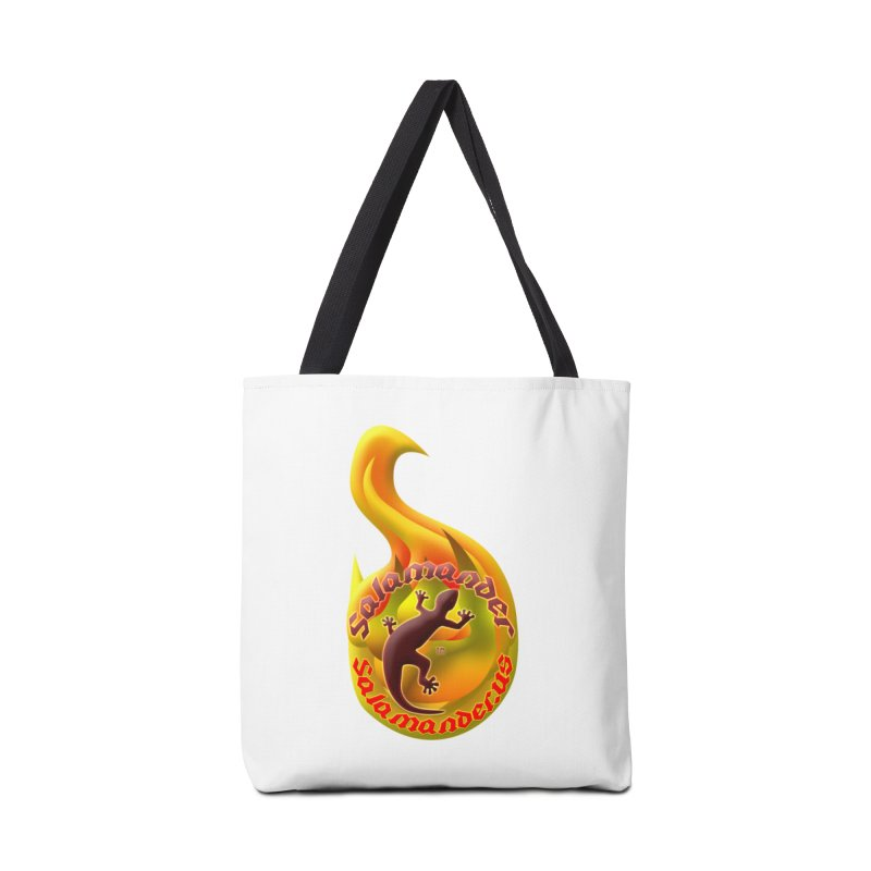 Salamander (Salamander.US) Accessories Tote Bag Bag by Logo Gear & Logo Wear