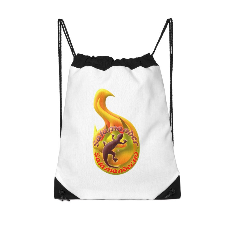 Salamander (Salamander.US) Accessories Drawstring Bag Bag by Logo Gear & Logo Wear