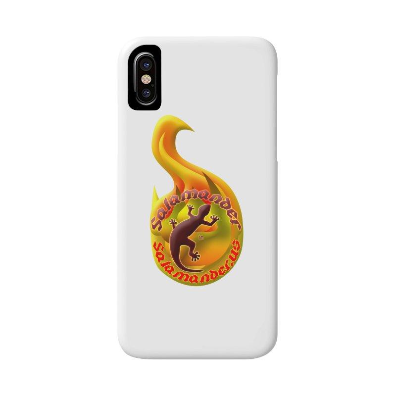Salamander (Salamander.US) Accessories Phone Case by Logo Gear & Logo Wear