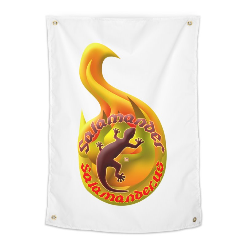 Salamander (Salamander.US) Home Tapestry by Logo Gear & Logo Wear