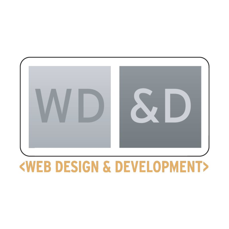 WD&D <WEB DESIGN & DEVELOPMENT> Accessories Phone Case by Logo Gear & Logo Wear