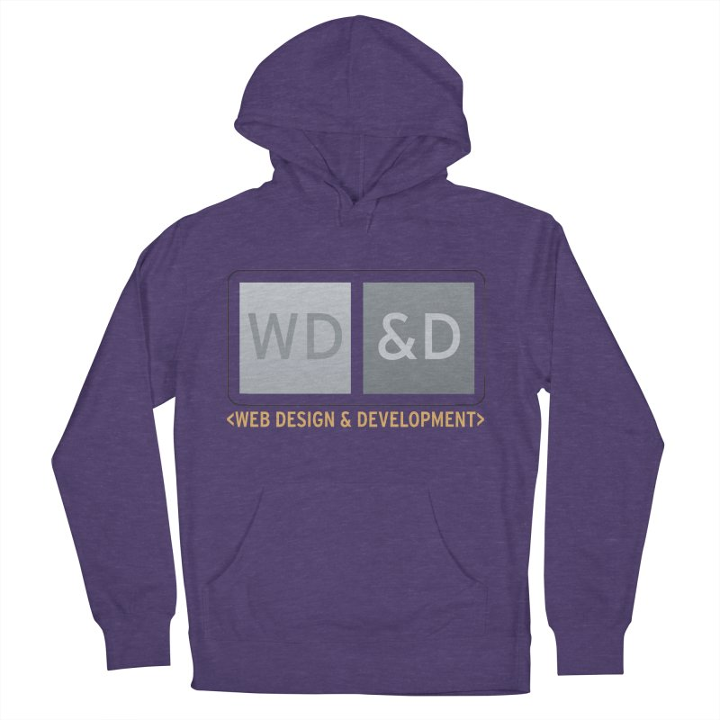 WD&D <WEB DESIGN & DEVELOPMENT> Women's French Terry Pullover Hoody by Logo Gear & Logo Wear