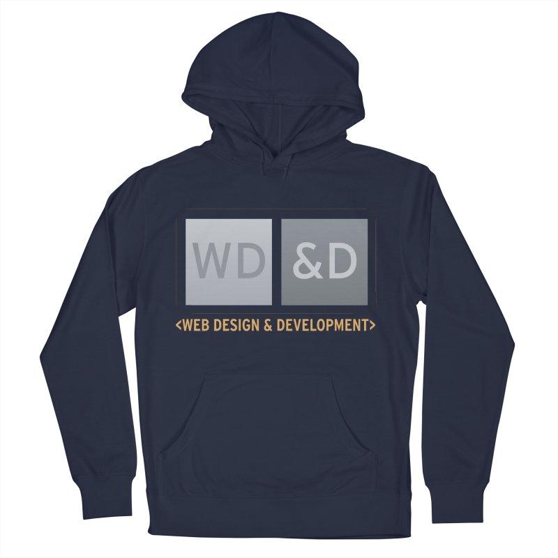 WD&D <WEB DESIGN & DEVELOPMENT> Women's French Terry Pullover Hoody by Logo Gear & Logo Wear